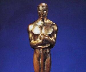 Bloc Oscars statuette trophée
