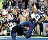 Malcolm Butler s'est rendu célèbre grâce à cette interception réalisée à la fin du quatrième quart, lors du Super Bowl en 2015. Ce jeu scellait l'issue du match et donnait la victoire aux Patriots.