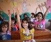 Enfants école éducation