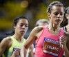 Annie Leblanc a conclu le 1600 mètres poursuite du Grand Prix d'athlétisme de Montréal au troisième rang.
