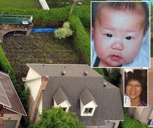 La résidence de Jian Ping Li au moment de la disparition.