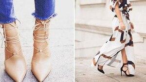 Image principale de l'article Shopping: 10 chaussures lacées à adopter cet été