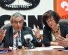 «Le ministre Barrette est en train de tuer le monde sur le terrain», a pourfendu, lundi, le vice-président de la CSN, Jean Lacharité.