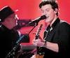 Après s'être produit aux Grammy Awards, Shawn Mendes s'arrêtera à Québec.