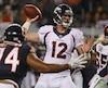 À titre de grand patron des Broncos, John Elway ne peut qu'espérer que son quart-arrière Paxton Lynch se métamorphose rapidement en sauveur pour ramener l'équipe vers la gloire.