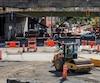 Les négociations dans le secteur de la construction traînent depuis octobre dernier.
