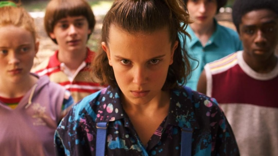 Nike sort une collection Stranger Things