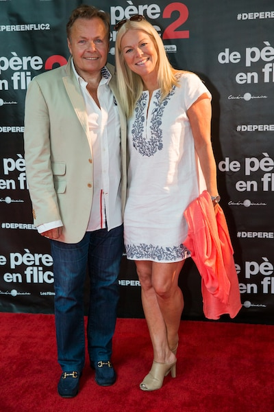 Isabelle Maréchal et Thierry Houillon