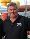 Patrick Bousez, maire et motoneigiste.