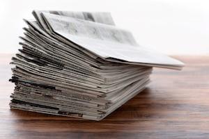Bloc journal Journaux