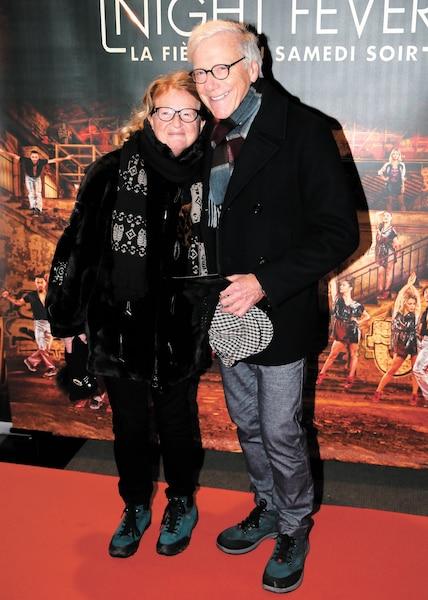 Pierre Bruneau et Ginette St-Cyr