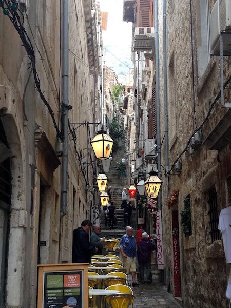 Ruelles de Dubrovnik