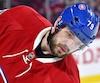 Malgré le départ d'Andreï Markov, Marc Bergevin estime que le Canadien sera meilleur en défense cette saison.