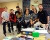 Au Centre de formation en entreprise et récupération (CFER) des Navigateurs, à Lévis, des jeunes s'initient à la réalité du marché du travail dans des entreprises-écoles encadrés par des enseignants.
