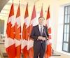 Le ministre des Finances Bill Morneau a été dans l'eau chaude durant tout l'automne, son éthique ayant été mise en doute par les autres partis à Ottawa.