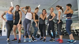 Le gym où vous entraîner avec votre «squad»
