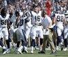 Jared Goff (au centre) et Sean McVay (à droite) sont au centre d'un vent de renouveau chez les Rams cette saison.