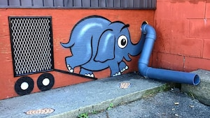Cet artiste de rue est tout simplement génial