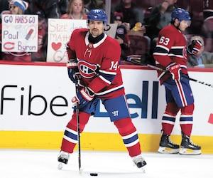 Tomas Plekanec n'oubliera jamais Montréal où il a évolué durant 14 saisons.