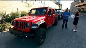 Le Jeep Gladiator 2020