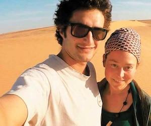 Édith Blais (à droite) devait se rendre au Togo avec son ami Luca Tacchetto (à gauche) pour un projet humanitaire. Ils ont disparu quelque part au Burkina Faso vers le 15 décembre dernier.