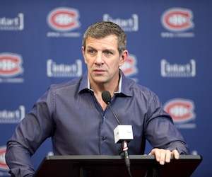 SPO-POINT DE PRESSE DE MARC BERGEVIN