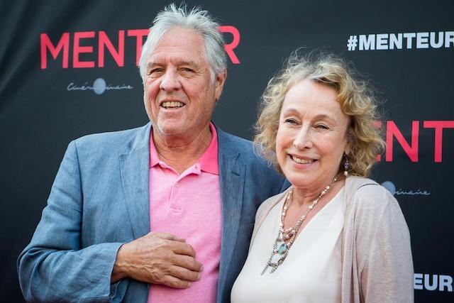 Pierre Curzi  et Marie Tifo