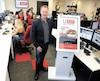 Martin Lafrance, président de UEAT, offre aux restaurateurs de prendre le virage numérique.