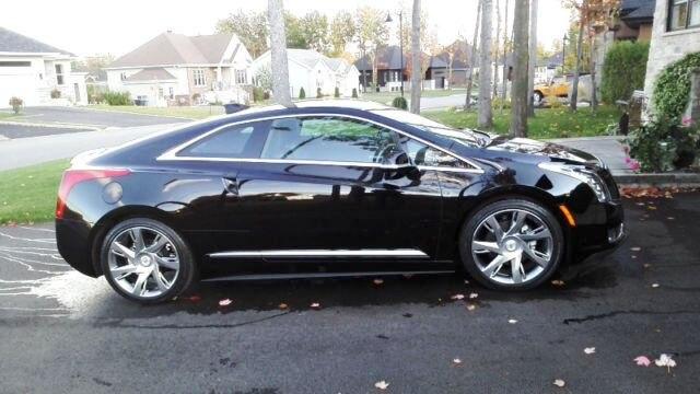 Pour rouler électrique ET profiter du luxe américain. Cliquez ici pour voir l'annonce.