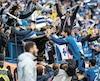 Ignacio Piatti et ses coéquipiers de l'Impact retrouveront enfin le Stade Saputo samedi.