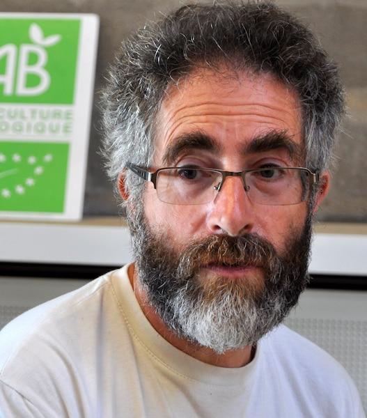 Laurent Jouve, de coopérant international à producteur agricole.
