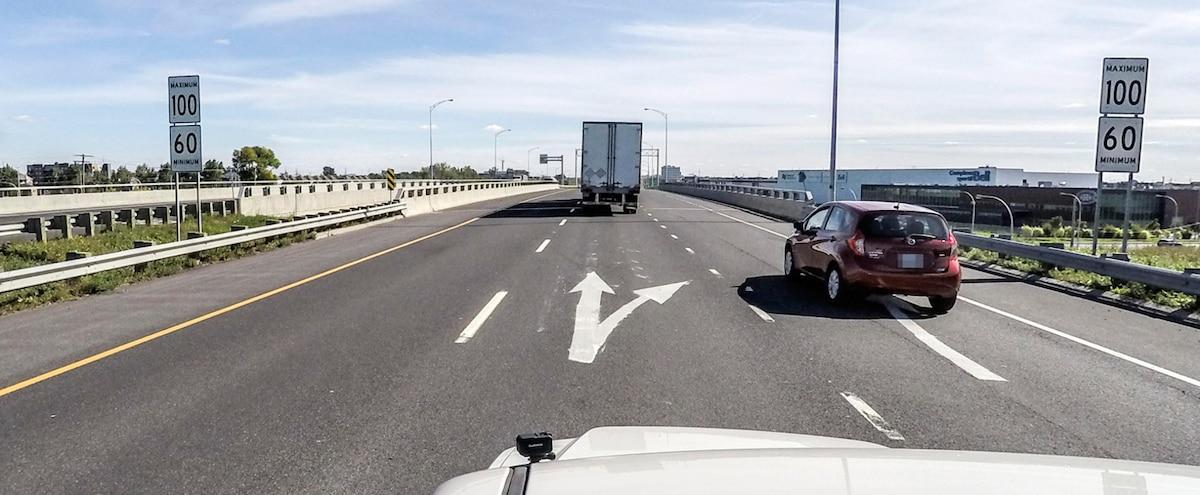 Le PQ veut tester l'augmentation de la limite de vitesse sur l'autoroute