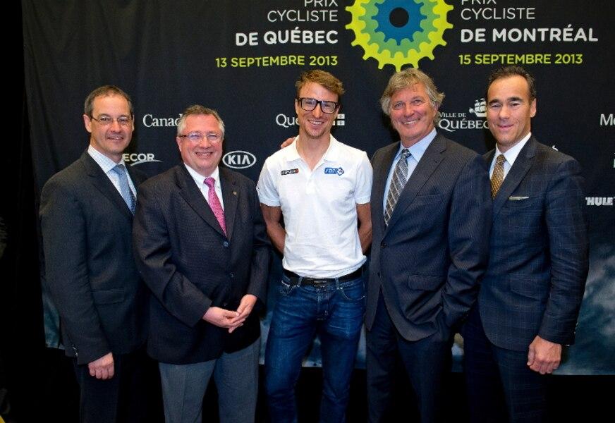 Grand prix cycliste de montr al le journal de montr al for A la maison de pierre et dominique montreal