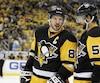 Les joueurs du Lightning devront avoir à l'œil Sidney Crosby et Kristopher Letang durant la série.