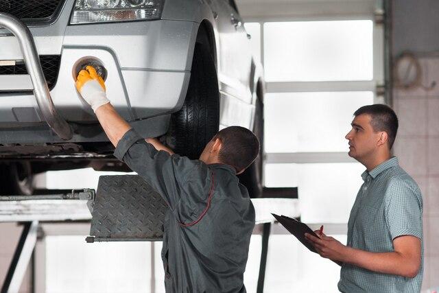 Lorsque votre choix sera arrêté sur un véhicule en particulier, avant d'aller plus loin, je vous conseille de le faire inspecter pour vous assurer qu'il est en bonne condition mécanique.
