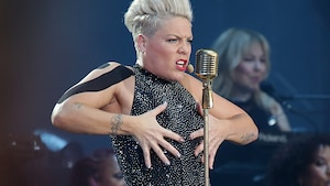 L'équipe de P!nk survit à un accident d'avion