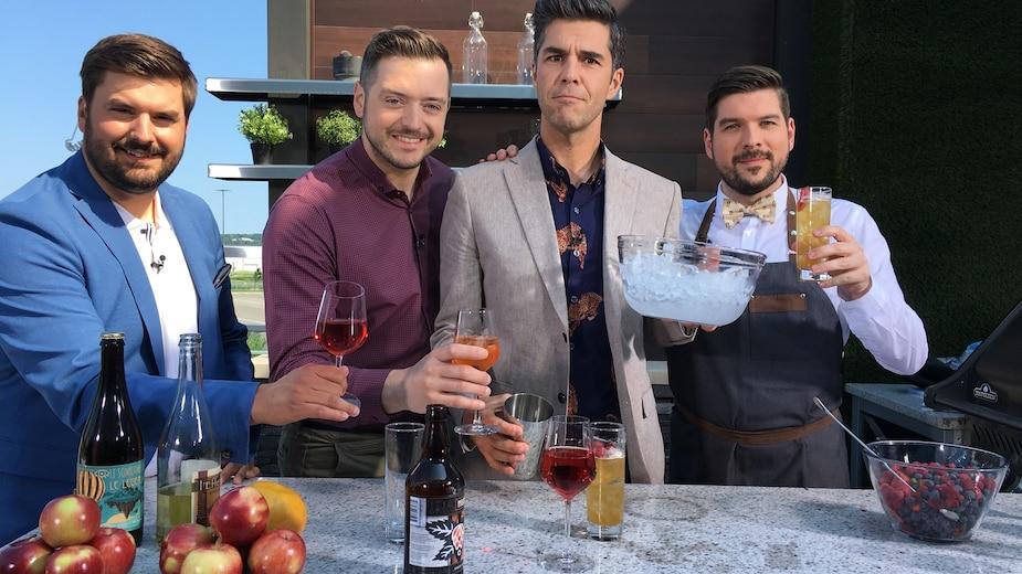 3 cocktails pour célébrer la Fête nationale