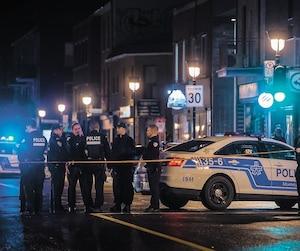 L'importateur de cocaïne montréalais Philipos Kollaros a été tué de plusieurs balles au Café Cubano, sur la rue Beaubien, mardi soir.