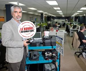 Le PDG du Groupe Techna, Michel Guay, décroche pourtant des contrats un peu partout en Amérique du Nord.
