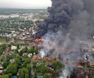 Les employés de la MMA croyaient que le feu avait été causé par une fuite de gaz. Ils étaient convaincus que leur train était toujours garé à Nantes le 6 juillet 2013.