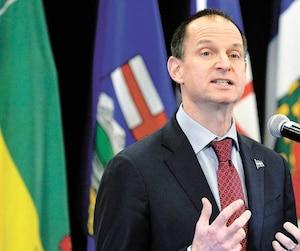 Éric Girard, Ministre québécois des Finances