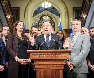 Quel démenti François Legault a-t-il reçu du PDG d'Hydro-QuébecÉric Martel !