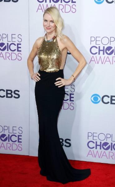 Mercredi dernier, l'actrice Naomi Watts était au gala qui avait lieu au Nokia Theatre.