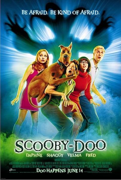 Scooby Doo De Retour Sur Grand Ecran Jdm