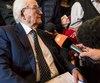 Reinhold Hanning est le troisième accusé dans une vague de procédures entamées contre des hommes aujourd'hui très âgés, à la suite de la condamnation en 2011 de John Demjanjuk, puis de celle, l'an dernier, de l'ex-comptable d'Auschwitz.