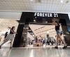 Forever 21 conservera son point de vente à Laurier Québec, a confirmé une employée.