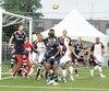L'AS Blainville et le Fury d'Ottawa ont disputé un match où l'enjeu était grand à Laval, mercredi soir.