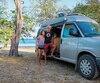 Dernier matin au Costa Rica, à Playa Rajada sur la baie de Salinas.