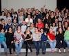 Nous voulons vous dire que nous sommes enseignants par choix et non par défaut. Nous sommes fiers de notre profession. Notre désir # 1 ? Enseigner ! - Équipe de l'École de La Courvilloise à Québec.