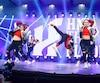 La compétition de dance Hit The Floor avait lieu, dimanche, au Centre des congrès de Levis.